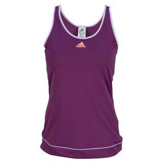 Adidas Women`s Galaxy Tennis Tank Tribe Purple Xsmall
