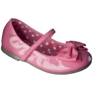 Toddler Girls Cherokee Daphne Ballet Flats   Coral 11