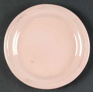 Juliska Ceramics Berry & Thread Vintage Pink Bread & Butter Plate, Fine China Di