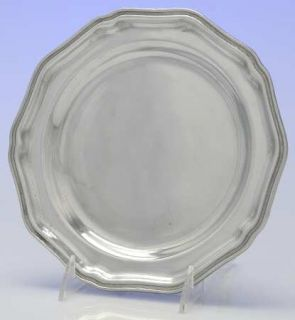 Olde Country Reproductions King George (Pewter, Hollowware) Salad Plate   Pewter