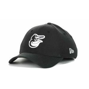 Baltimore Orioles New Era MLB Black and White Ace 39THIRTY