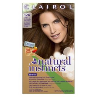 Clairol Natural Instincts Hair Color   12A Navajo Bronze