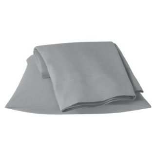 Room Essentials Easy Care Sheet Set   Gray Mist (California King)
