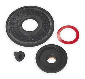 Sloan A156AA Washer Set Repair Part for Regal Urinal/Toilet Manual Flush Valve (Includes 4, 5, 8, 14)