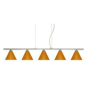 Besa Lighting BEL 5LP 512180 SN Kani Island Light