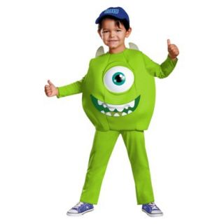 Toddler/Boys Monsters University Mike Deluxe Costume