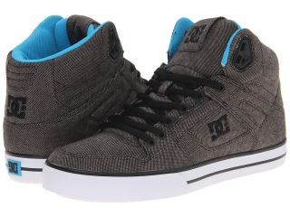 DC Spartan HI WC TX SE Mens Skate Shoes (Black)