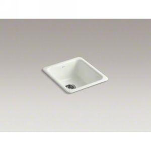 Kohler K 6584 NY IRON/TONES Iron/Tones Self Rimming/Undercounter Kitchen Sink