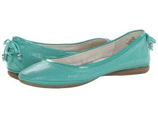 Anne Klein Seana Womens Flat Shoes (Blue)