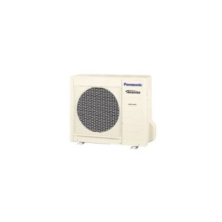 Panasonic CUS12NKUA Ductless Air Conditioning, 12,000 BTU Low Ambient Air Ductless MiniSplit Cool Only Outdoor Unit