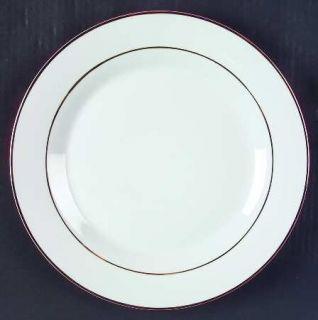 JCPenney Emily Gold Dinner Plate, Fine China Dinnerware   Porcelain, China, Whit