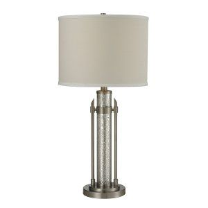 Dimond Lighting DMD D2436 Pendelton 29 Mercury Glass Table Lamp