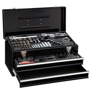Turning Point 139 piece Mechanics Socket Tool Chest