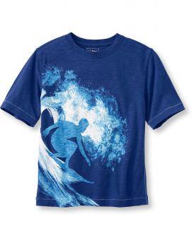 Boys Graphic Tee, Surfer