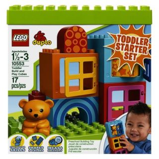 LEGO DUPLO Build and Play Cubes 10553