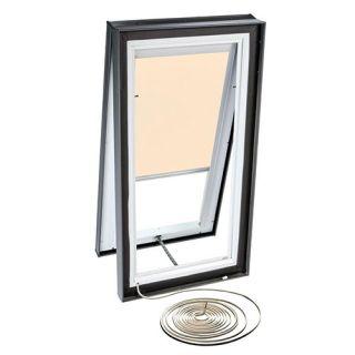 Velux RMC 3434 1086 Skylight Blind, Electric Powered Light Filtering for Velux VCE 3434 Models Beige