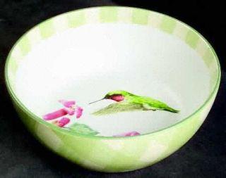 Lenox China Summer Greetings  6 All Purpose (Cereal) Bowl, Fine China Dinnerwar