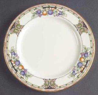 Lenox China Tuscan Orchard Bread & Butter Plate, Fine China Dinnerware   Purple&