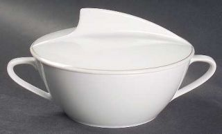 Hutschenreuther En Vogue Sugar Bowl & Lid, Fine China Dinnerware   MaximS De Pa