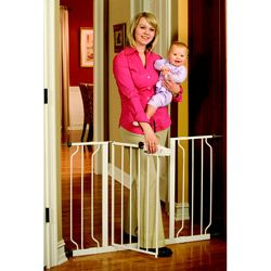 Easy Step Extra wide Metal Walk thru Gate
