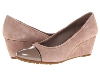 Geox Donna Venere 6 Womens Wedge Shoes (Taupe)