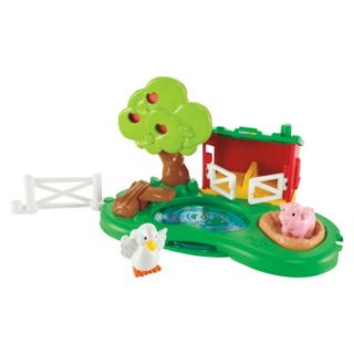 Fisher Price Little People Farm Pond and Pig Pen