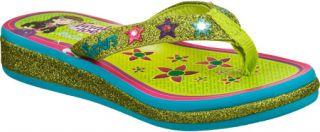 Infant/Toddler Girls Skechers Twinkle Toes Sunshines Summerglow Vegetarian Shoe