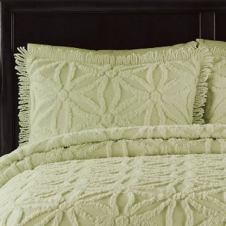 Lamont Home Arianna Bedspread Set Honeydew   LBBD071144, King