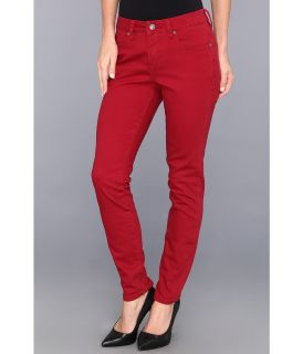 Jag Jeans Miranda Mid Slim in Holly Womens Jeans (Red)