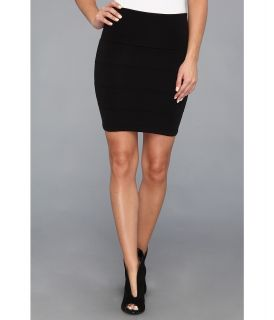 Gabriella Rocha Kimberly High Waisted Skirt Womens Skirt (Black)