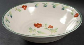 International Provence 9 Round Vegetable Bowl, Fine China Dinnerware   Coupe,Ru