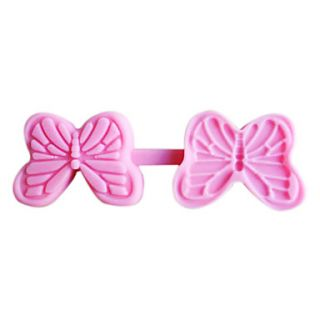 3D Butterfly Shaped Silicone Mold