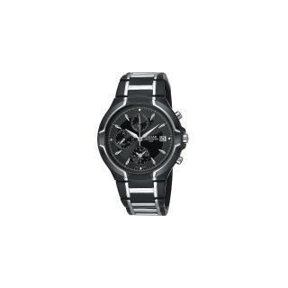 Pulsar Mens Stainless Steel Watch