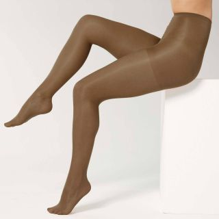 Sheer Caress Pantyhose, Support Control Top 3 Pk   Plus, Sand, Womens