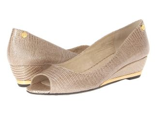 J. Renee Neda Womens Shoes (Taupe)