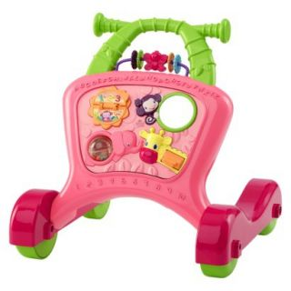 Bright Starts Sit to Stride Activity Walker   Pretty in Pink
