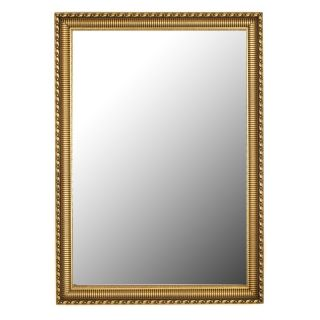 Athenian Ornamented Gold Wall Mirror   810000, 26W x 36H in.