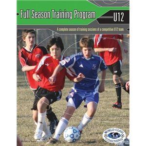 hidden Full Season Training Program U12 Soccer Book